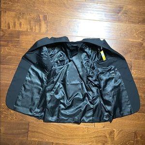 $300 Black Apt.9 Modern Regular 46 Tailored Blazer
